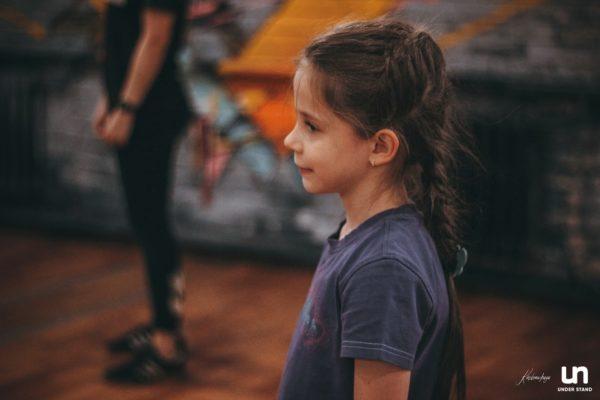 Ученики US / Ульяна Марченко / О юном человеке во взрослых группах