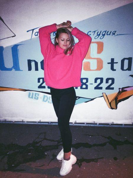 Ученики US / Ира Аникина / Не танцевать нельзя