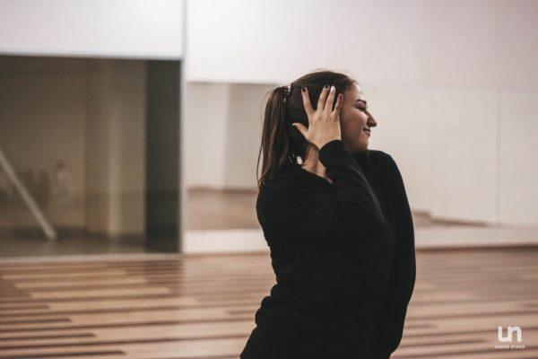 Ученики US / Аня Шейкина / Не могла смотреть танцы без слёз